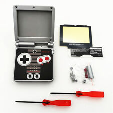 NES Version Shell Housing Case For Nintendo Game Boy Advance SP GBA SP