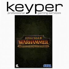 Total War: WARHAMMER Realm of the Wood Elves STEAM PC Download Link/Key/Code