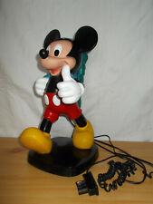 Ancien Telephone filaire Mickey Vintage 1996 Tyco made Hong Kong Walt Disney co