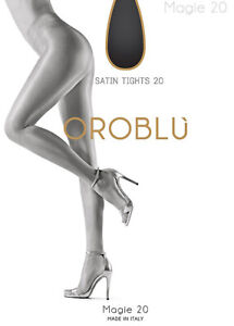 Oroblu Magie 20 Pantyhose L Color Makeup (nude) US Seller Free Shipping