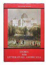 Storia della letteratura americana - Salvatore Rosati - Eri - 1967
