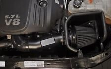 K&N Black Hawk Air Intake Kit for 05-18 Chrysler 300C & Dodge Charger 5.7L 6.1L