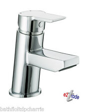 Bristan Pisa Basin Mixer With Clicker Waste - Chrome Plated Ps2 Bas C Luxury