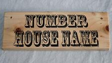 Address Plaques