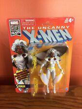 Marvel Legends Retro Storm Uncanny X-Men 6? (White Costume) 80 Years Hasbro NEW