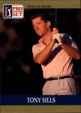1990 Pro Set PGA Golf Base Singles (Pick Your Cards)