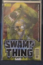 Swamp Thing v4 issue 6 from DC Vertigo Comics by Andy Diggle & Enrique Breccia.