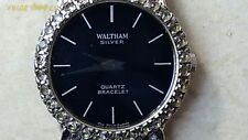 Waltham ladies' watch from silver 925  with original silver 925 bracelet