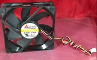 1PC Y.S.TECH FD128015EB 8015 12V 0.46A 8CM Airflow Cooling Fan