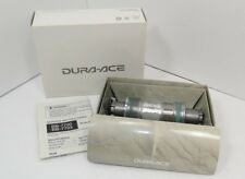 Genuine Nos Shimano Dura-Ace Bottom Bracket, BB-7703, Italian, 118.5mm,Brand New