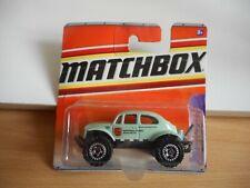Matchbox VW Volkswagen Beetle 4x4 in Light Blue on Blister
