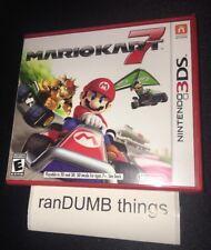 NEW Mario Kart 7 MarioKart (Nintendo 3DS, 2011) - ships from NJ