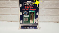 Rare Nikko 7,2V Volt PACK Charger Vintage RC MEGA POWER 720 mAh Neu in OVP Akku