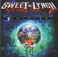 SWEET & LYNCH - UNIFIED (+1 Bonus) (2017) CD Jewel Case+FREE GIFT Michael Sweet
