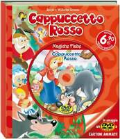 Cappuccetto Rosso Libri Magiche Fiabe-(Libro+Dvd-)