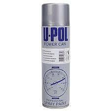 U-Pol Clearcoat Lacquer  Power Can 500ml Spray Aerosol Top coat BEST Price