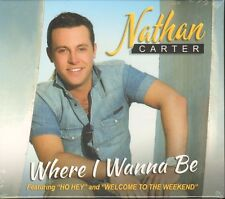 Nathan Carter - Where I Wanna Be CD In Stock Now FREE P&P UK