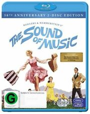 The Sound Of Music (Blu-ray, 2015, 2-Disc Set)