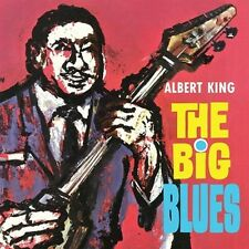 CD ALBERT KING THE BIG BLUES DON'T THROW YOUR LOVE ON ME SO STRONG DYNA FLOW ETC