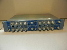 Orban 642B / SP Speech Parametric Equalizer Notch Filter Feedback Suppression