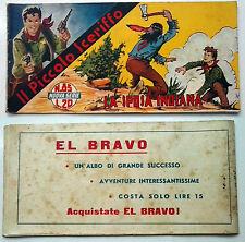 Striscia IL PICCOLO SCERIFFO IIª Serie N 85 TORELLI 1953