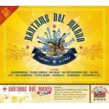 """RHYTHMS DEL MUNDO """"CUBANO ALEMAN"""" 2 CD NEW"""