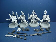 4 Grey Knight Paladine der Dämonenjäger