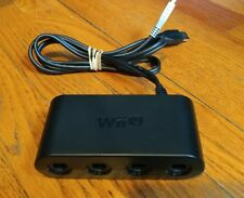 Official Nintendo GameCube Controller Adapter for Wii U