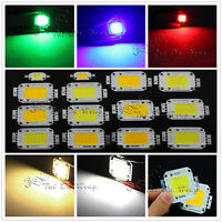 High Power LED White RGB Super Bright Chip SMD Lamp Light Bulb 10W 20W 50W 100W