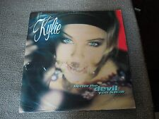 """Kylie Minogue Better The Devil You Know RARE 12"""" Single"""