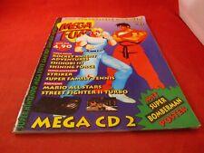 Mega Fun Magazine (German?) Sega Mega Drive SNES Mario All-Stars Street Fighter