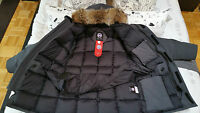 2018 LATEST CONCEPT EDITION HOLOGRAM GRAPHITE CANADA GOOSE EXPEDITION XXL PARKA