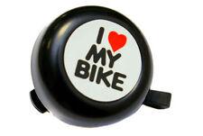 Sonnettes bleus pour vélo