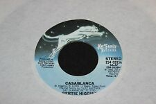 Bertie Higgins Casablanca b/w Shes Gone To Live  45 From Co Vault Unopen Box *