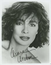 Elegant ANNE ARCHER In-person Signed Photo
