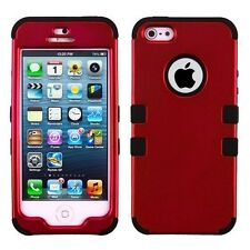 Red Cases, Covers and Skins for iPhone 5s