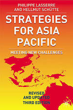 Strategies for Asia Pacific: Building the Business in Asia, Third-ExLibrary