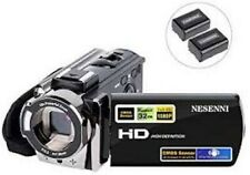 Camcorder Digital Video YouTube Vlogging Camera Recorder Full HD 1080P 15FPS