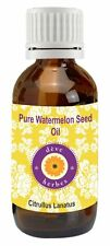 Pure Watermelon Seed Oil 30ml (Citrullus Lanatus) 100% pure and natural