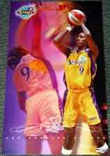 Vintage Original LISA LESLIE Los Angeles Sparks WNBA Womens Basketball Poster