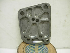1990s MR GASKET HURST V GATE 2 4SP SHIFTER BRACKET #99037 CHEVY GM MUNCIE BW T10