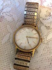 Vintage Men's Elgin Mechanical Wristwatch-Working