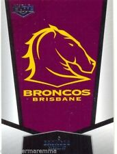 Checklist Brisbane Broncos NRL & Rugby League Trading Cards