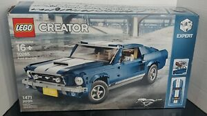LEGO Creator Ford Mustang GT Set (10265) New (Open Box)