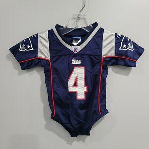 VTG Reebok New England Patriots  Adam Vinatieri 4 Kids Baby Toddler Jersey 18 M