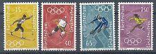 Mint Never Hinged/MNH Olympics Liechtenstein Stamps