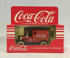 Coca Cola Die Cast Model Collection Ford delivery truck
