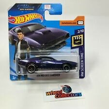 New Collectable Toy Model Car Short Card. ION Motors Thresher Hot Wheels 2020