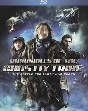 CHRONICLES OF THE GHOSTLY TRIBE - BLU RAY - Region Free - Sealed