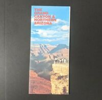 Vintage Travel Brochure The Grand Canyon & Northern Arizona Tourism Office 1979
